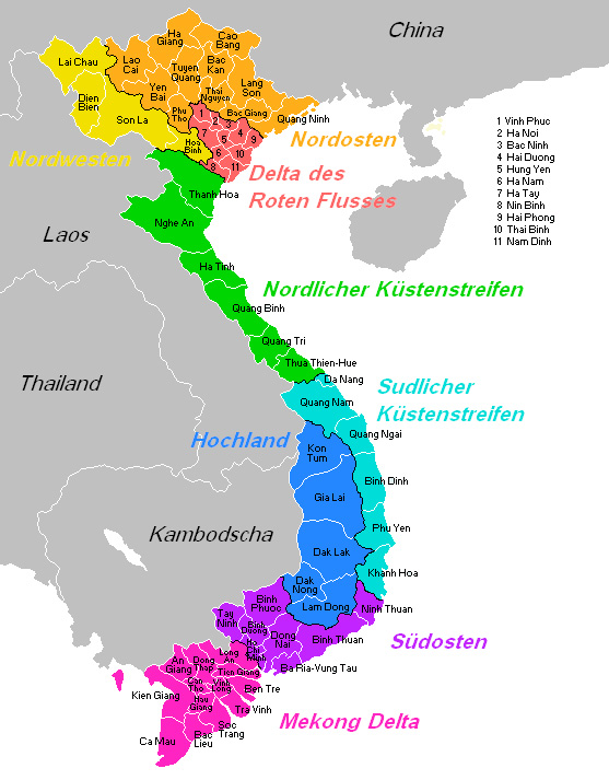 vietnam_regionen