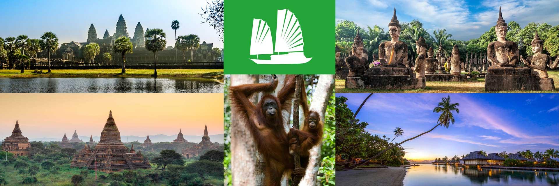 Bild Malaysia, Myanmar, Thailand, Indonesien (Bali), Kambodscha (Laos)